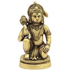 God Idol Lord Hanuman Ji Murti Statue Handcrafted Brass <br>lead time 2 working days