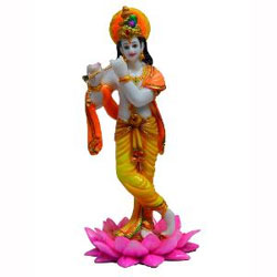 Lord Krishna Gift Statue Idol Showpiece