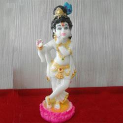 Lord Krishna Gift Statue Idol Showpiece <br>lead time 2 working days