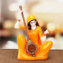 One of the most significant sants, Meerabai devoted her entire life to Lord Sri Krishna. It's just the way a mother devotes her life to her children <br>lead time 2 working days
