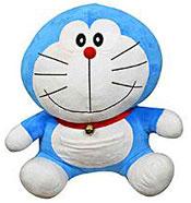 Soft Toy- Doremon Teddy bear, height : 8