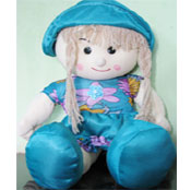 Baby Doll decorated with attaractive dress. 15