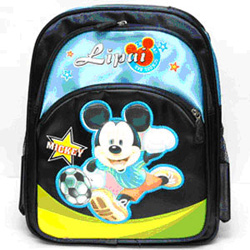Mickey Splendor is a delightful bag for today's kids. Trendy and spacious, Mickey Splendor is a select gift