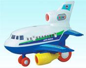 Roller moves in circular movement inside the tail fitted with heavy duty friction and 10