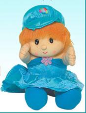Sitting doll 13