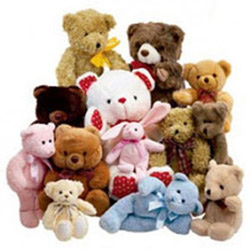 You like her a lot and you want to make it big, go for our sure short product - Teddies around her. It is sure to brighten her day like never before.