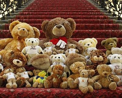 Room of Teddies