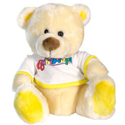This sweet cream colored soft teddy will be an ideal gift for your dear ones on any occasion. it will definitely melt your loved ones heart. So, make your dear one who lives in India feel cherished by sending him/her this teddy bear.<br>Height :14- 16 inch.