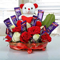 Teddy Bear (Height 6 inches)