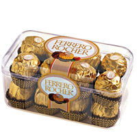 and creamy chocolate made of nuts, almonds and crunchy caramel with a crispy hazelnut exterior and smooth creamy inside.