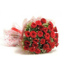 Beautiful 36 red roses bouquet. Send this beautiful 36 red roses bouquet to your beloved. Roses colour may vary as per availability. , Flowers to Bangalore