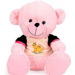 Teddy Bear - Soft Fur, height- 20 cms