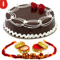 Rakhi-cakes