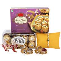 Rakhi-chocolates