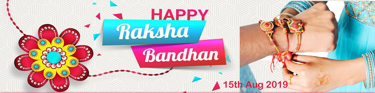 order Raksha Bandhan gifts to india