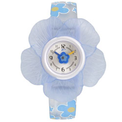 Zoop Silver Dial Analog Watch for Kids <br> a.  3 ATM Water Resistance <br> b. 12 Months Warranty <br> c. Bright and Funky Design